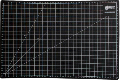 Warlord Games: A3 Cutting Mat
