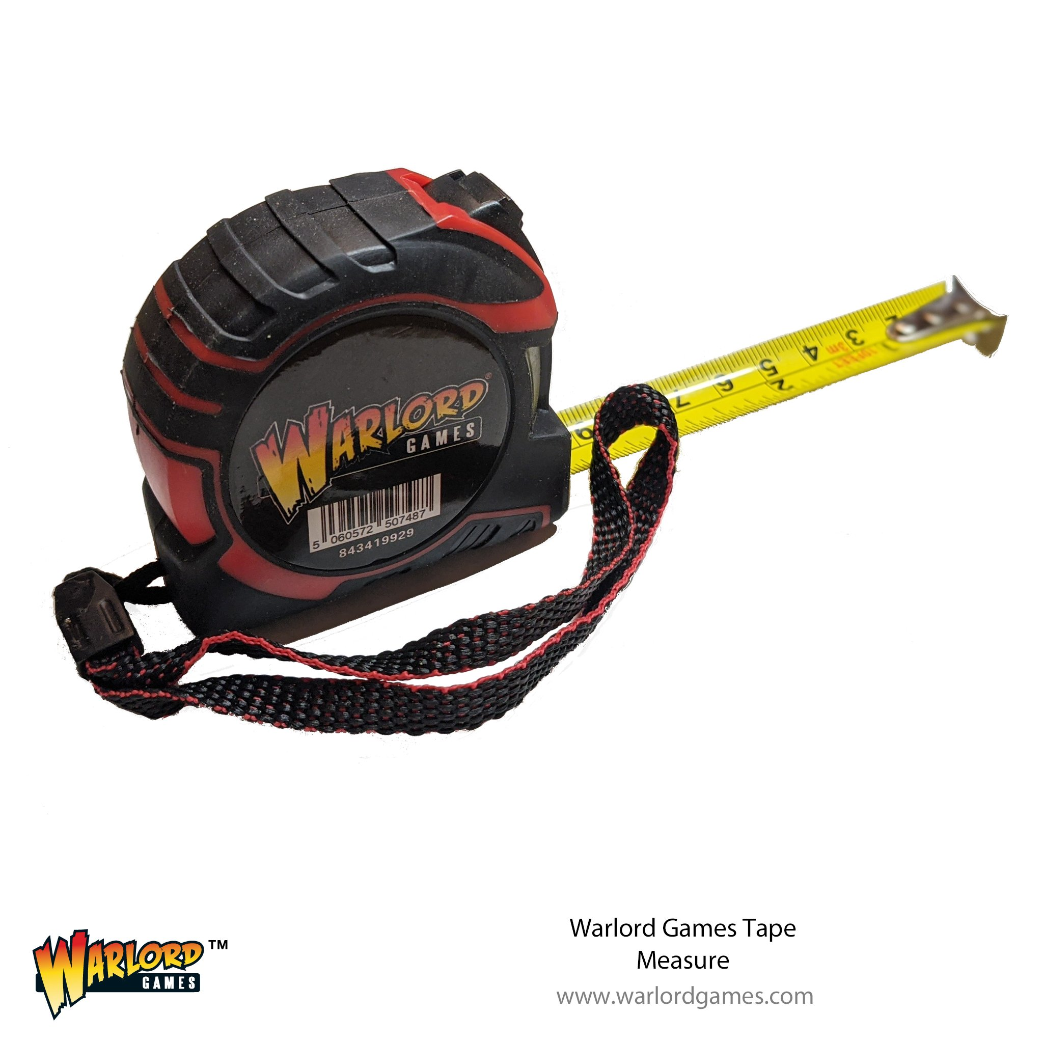 Warlord Games: Tape Measure