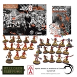 Warlords of Erehwon: Mythic Americas- Aztec & Tribal Nations Starter Set