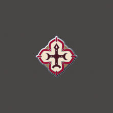 Warmachine: Protectorate of Menoth Faction Logo Pin
