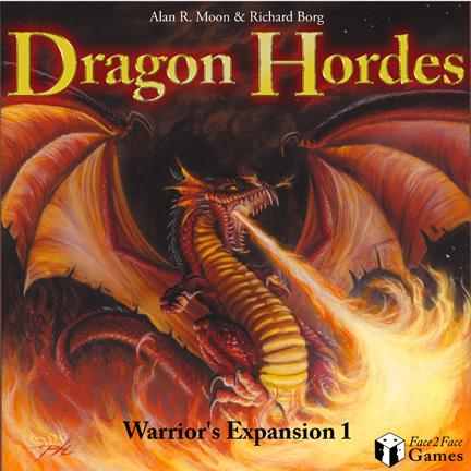 Warriors: Dragon Hordes (SALE)