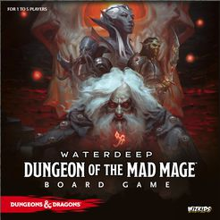 Waterdeep: Dungeon of the Mad Mage [Standard Edition] [DAMAGED]