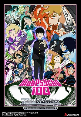 Weiss Schwarz: Mob Psycho 100 - Booster Pack