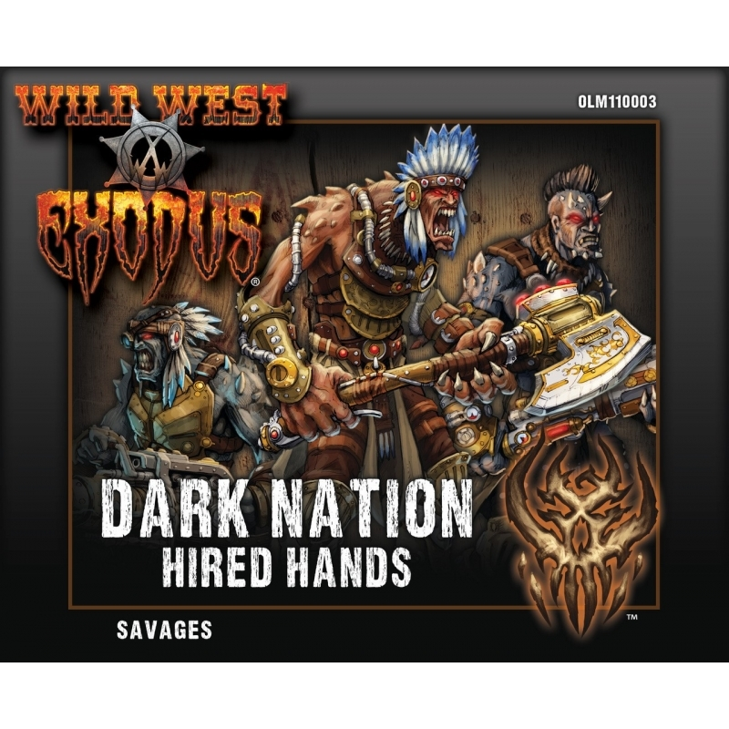 Wild West Exodus Dark Nation: Savages