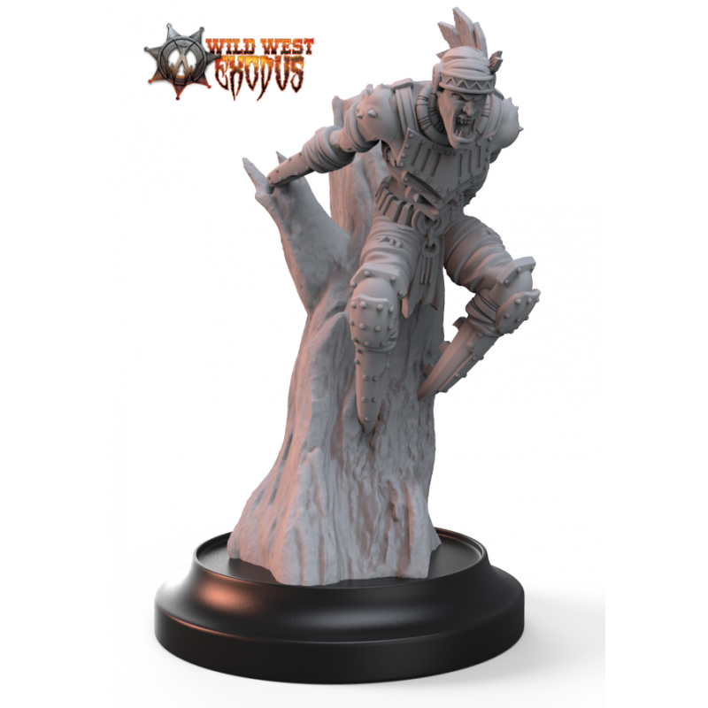 Wild West Exodus Dark Nation: Treewalker
