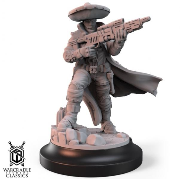 Wild West Exodus Golden Army: Procopio