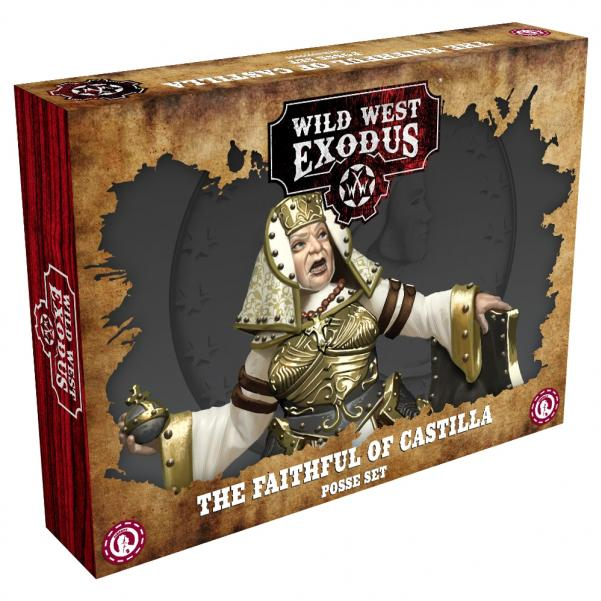 Wild West Exodus Outlaw: The Faithful of Castilla Posse Set