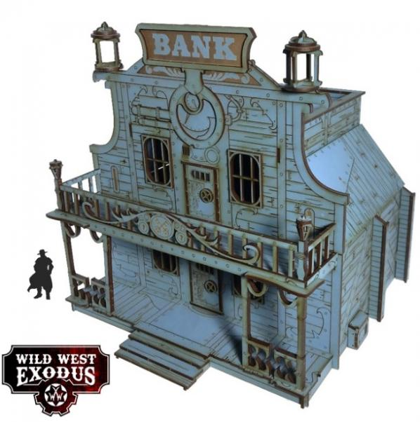 Wild West Exodus: Red Oak Bank