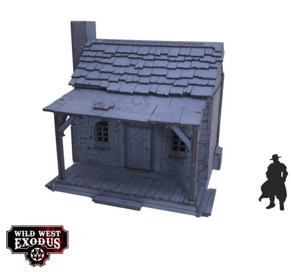 Wild West Exodus: Red Oak Residence