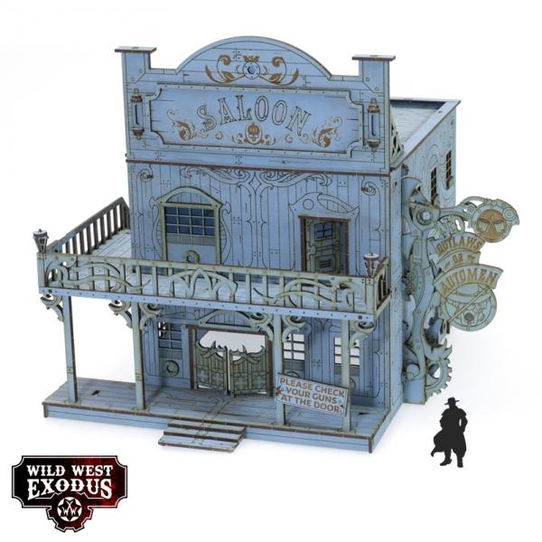 Wild West Exodus: Red Oak Saloon