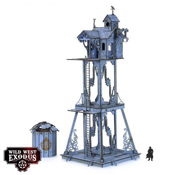 Wild West Exodus: Red Oak Watch Tower