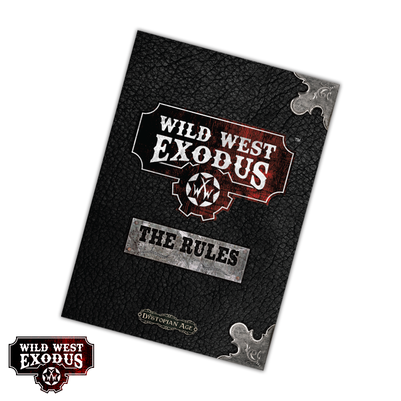 Wild West Exodus: Second Edition Rule Book