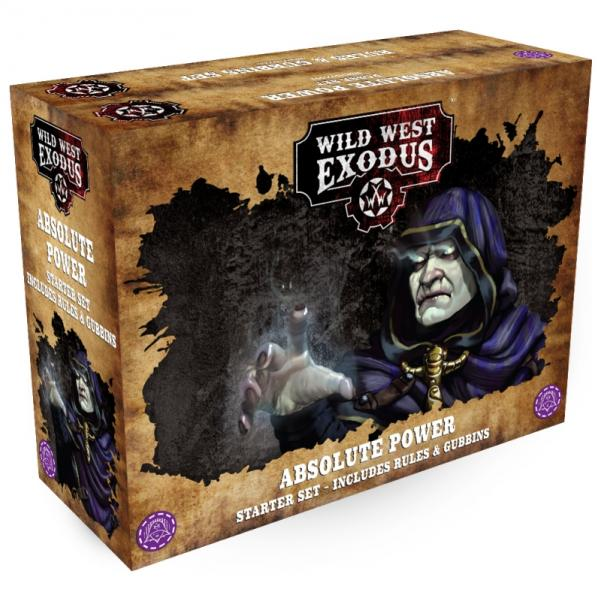 Wild West Exodus The Hex: Absolute Power Posse Starter Box