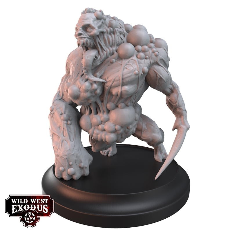 Wild West Exodus The Hex: JUICED HEX BEAST