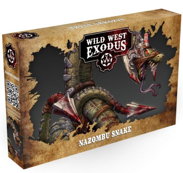 Wild West Exodus The Hex: Nazombu Snake