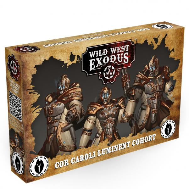 Wild West Exodus The Order: Cor Caroli Luminant Cohort