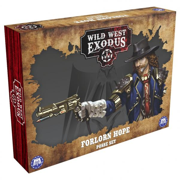 Wild West Exodus Union: Forlorn Hope Posse Set