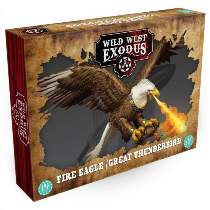 Wild West Exodus Warrior Nation: Fire Eagle / Great Thunderbird