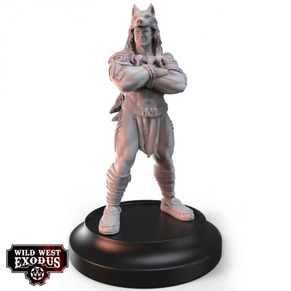 Wild West Exodus Warrior Nation: Ghost Wolf