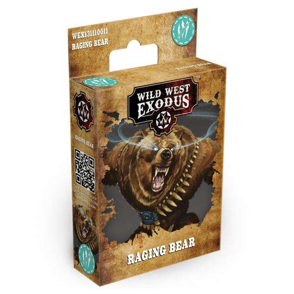 Wild West Exodus Warrior Nation: Raging Bear