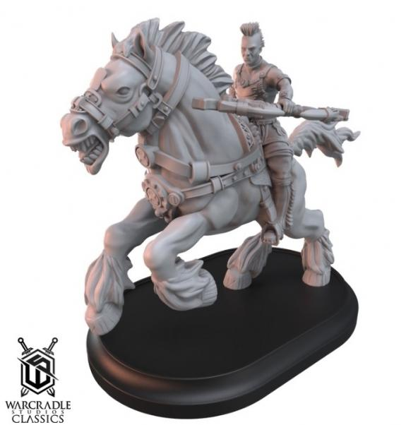 Wild West Exodus Warrior Nation: Sky Stallion II