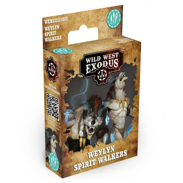 Wild West Exodus Warrior Nation: Weylyn Spirit Walkers