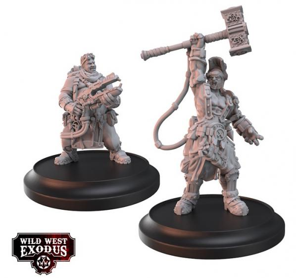 Wild West Exodus: Wayland the Smith - 10th Anniversary Set