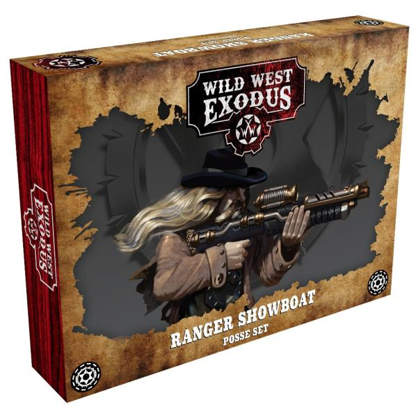 Wild West Infernal Affairs: Ranger Showboat Posse Set