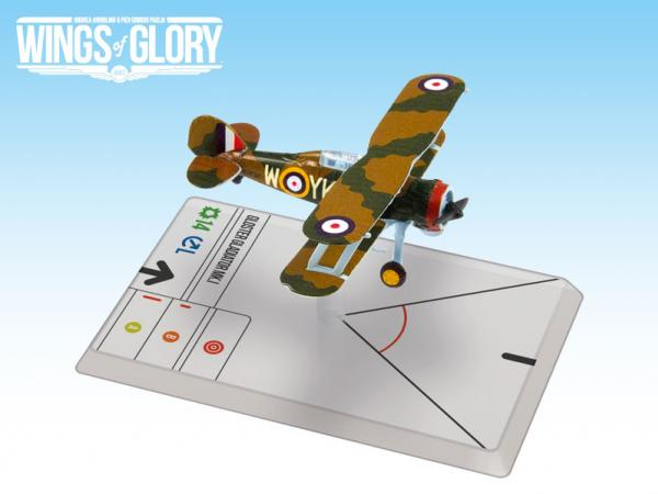 Wings Of Glory (WWII): Gloster Sea Gladiator (Pattle)