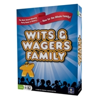 Wits & Wagers: Family! [DAMAGED]