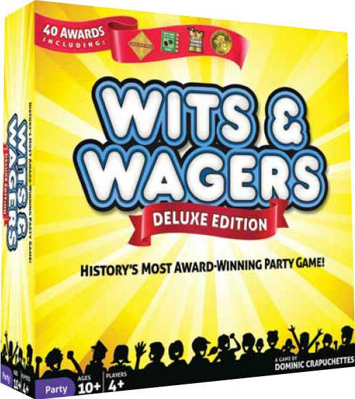 Wits & Wagers Deluxe [Damaged]