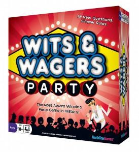 Wits & Wagers: Party! [Damaged]