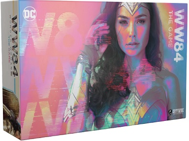 WW84: Wonder Woman The Board Game