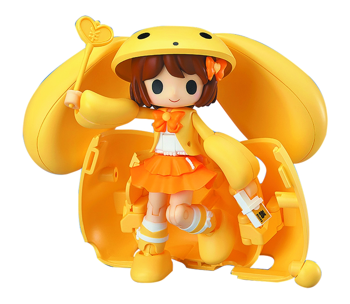 Woosers Hand-To-Mouth Life Phantasmagoric Arc: Wooser Metamoroid (PFV Figure)