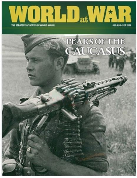 World at War Magazine #061: Peaks of the Caucasus