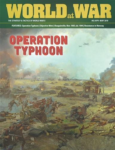 World at War Magazine #065: Operation Typhoon