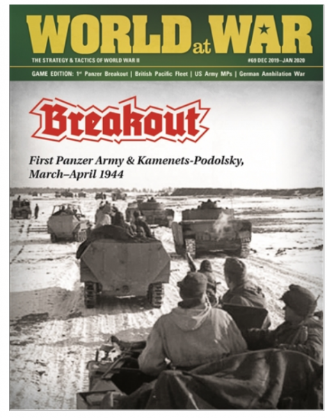 World at War Magazine #069: 1st Panzer Breakout