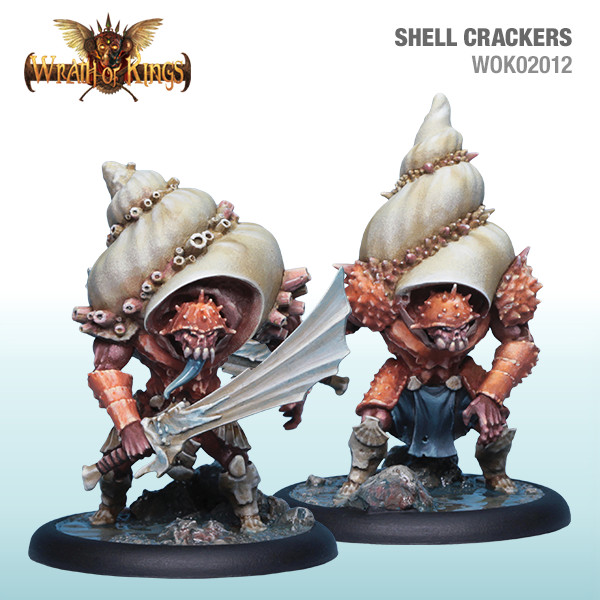 Wrath of Kings House of Hadross: Shell Cracker