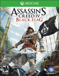 XBOX ONE: ASSASSINS CREED BLACK FLAG (Special Edition) (Previously Enjoyed)