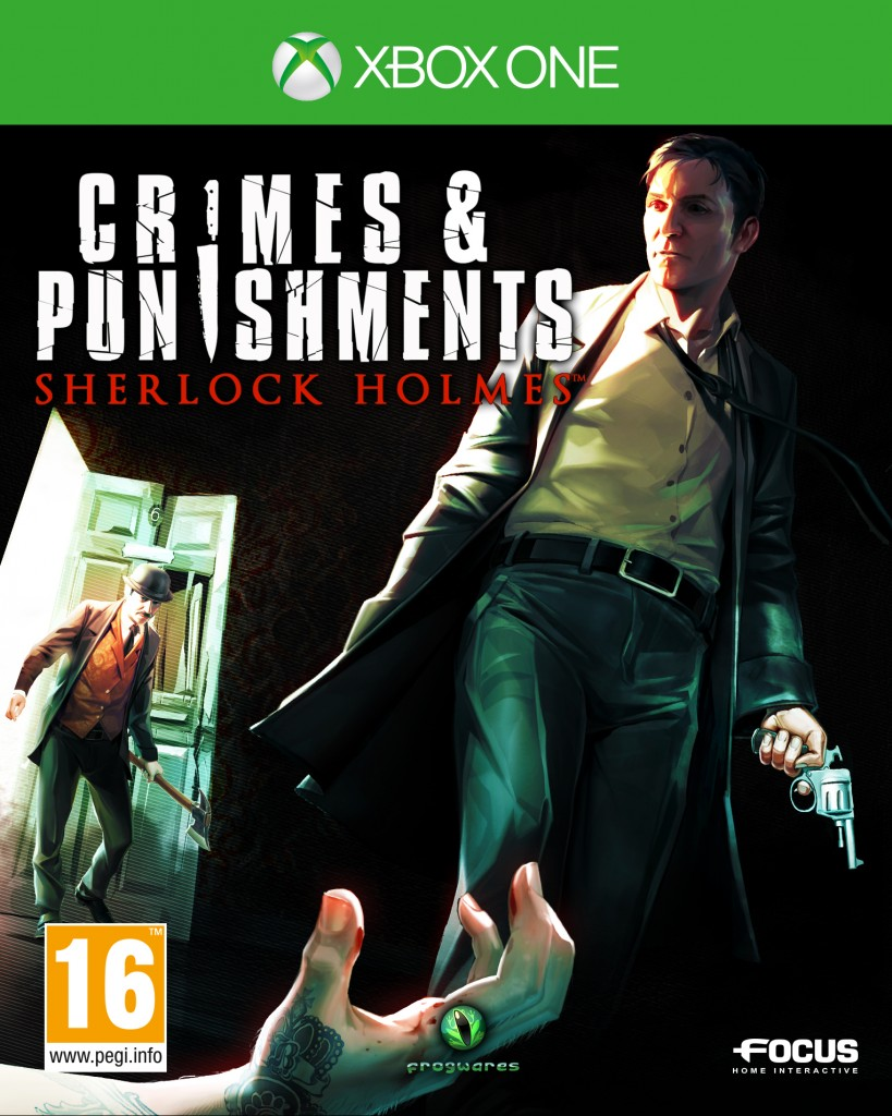 XBOX ONE: Crimes & Punishments: Sherlock Holmes
