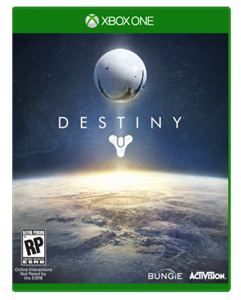 XBOX ONE: DESTINY (Previously Enjoyed)