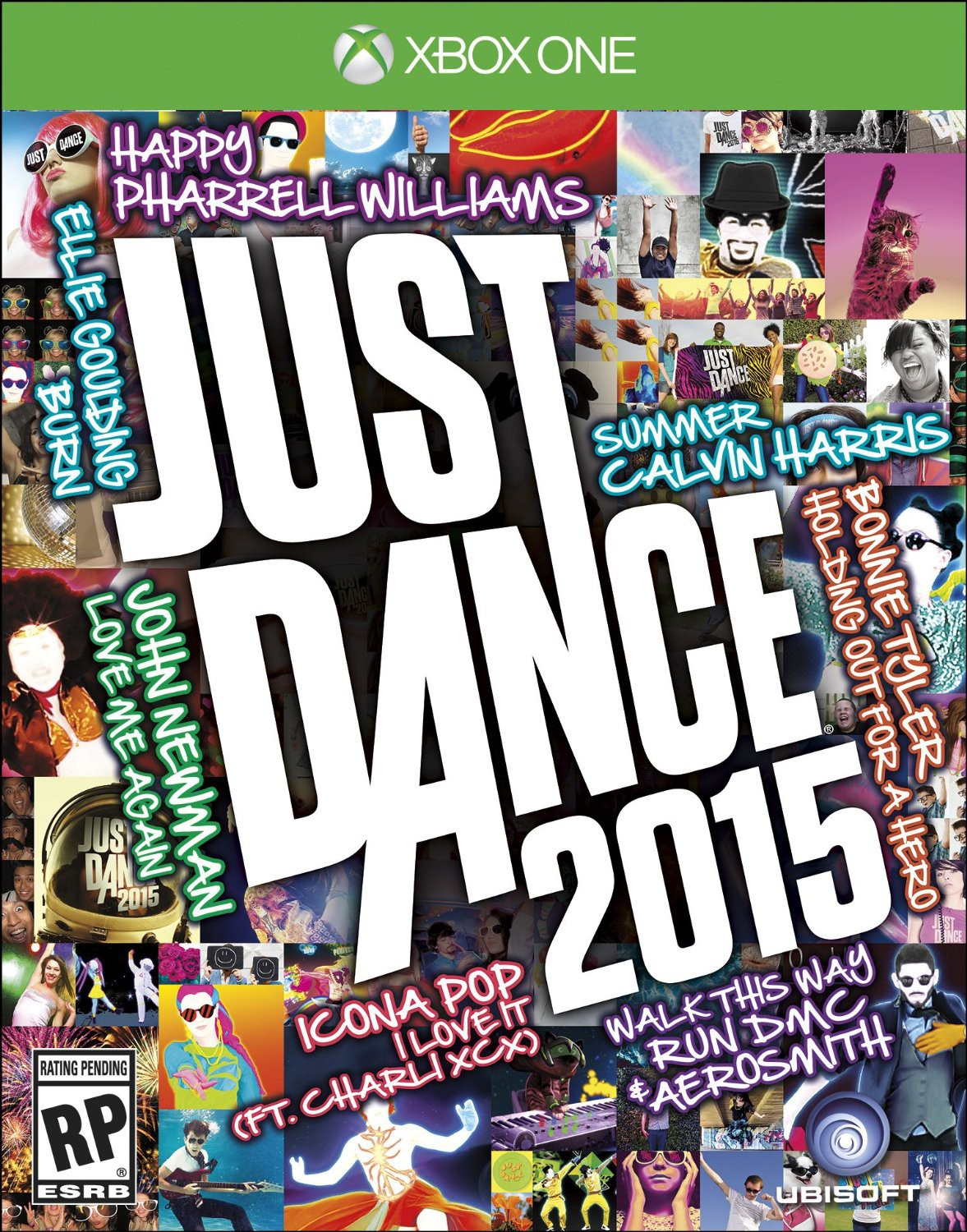 XBOX ONE: Just Dance 2015