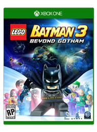 XBOX ONE: LEGO BATMAN 3: BEYOND GOTHAM