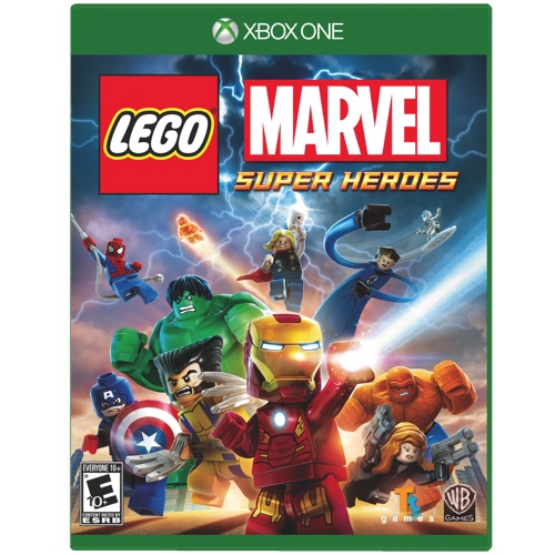XBOX ONE: Lego Marvel Super Heroes