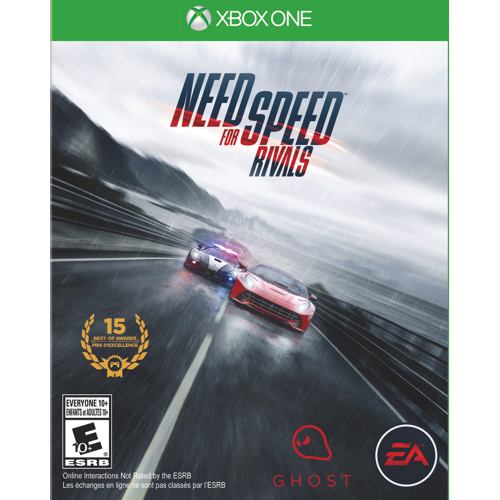 XBOX ONE: Need For Speed Rivals