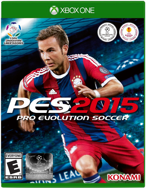 XBOX ONE: PRO EVOLUTION SOCCER 2015