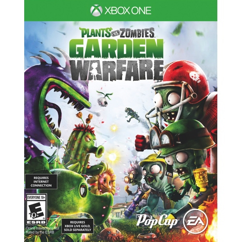 XBOX ONE: Plants vs Zombies Garden Warfare