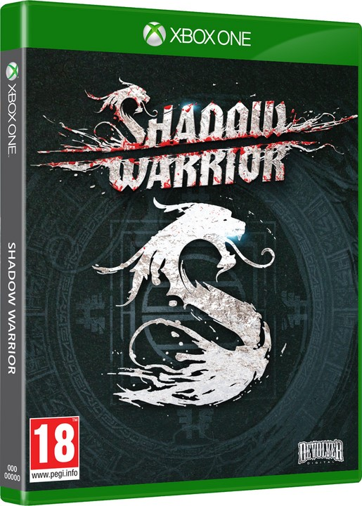 XBOX ONE: Shadow Warrior