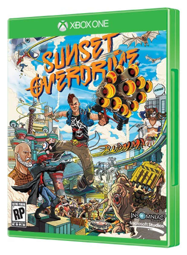 XBOX ONE: Sunset Overdrive (Day One)