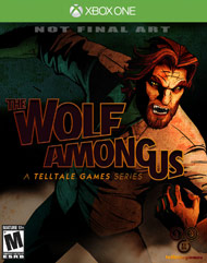 XBOX ONE: THE WOLF AMONG US